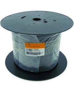 Televes LS225SW LS Cable 2x2.5mm Black 100m Spool