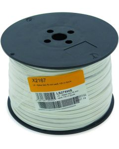 Televes LS275WS LS Cable 2x0.75 mm White 100 m Spool